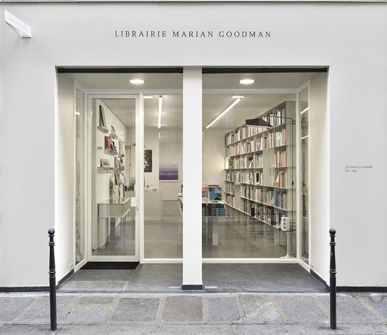 Librairie Marian Goodman (6) - Copie