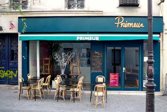 Paris Lights Up Primeur
