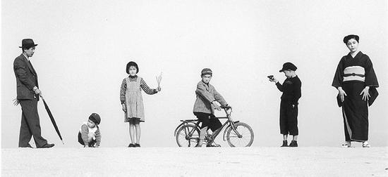 papa-maman-les_enfants-1940-Ueda_shoji_espace_Japon_web - Copie
