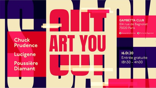 Art You Out - Copie