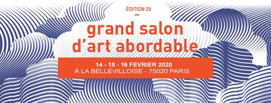 Grand Salon d'Art Abordable - Copie